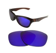 NEW POLARIZED CUSTOM PURPLE LENS FOR OAKLEY JUPITER SUNGLASSES